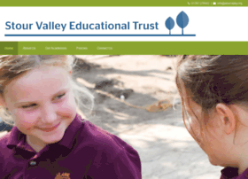 stourvalleyeducation.org