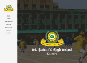 stpats.edu.pk