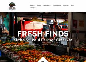 stpaulfarmersmarket.com
