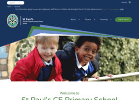 stpaulsceprimaryschool.co.uk