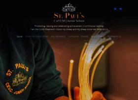 stpaulsjuniorsomerset.org.uk