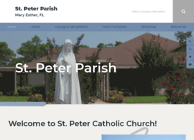stpeter.ptdiocese.org