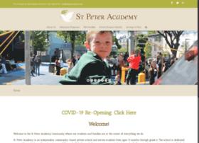 stpeteracademy.com