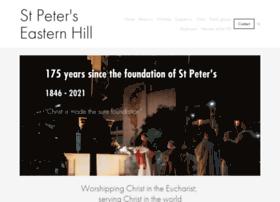 stpeters.org.au