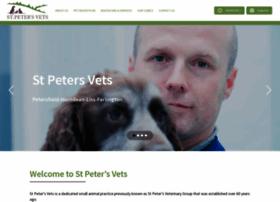 stpetersvets.co.uk