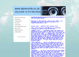 stprecords.co.uk