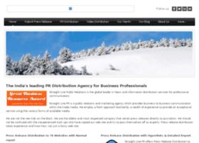 straightlinepr.com