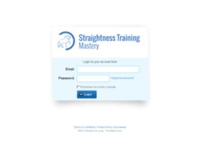 straightnesstrainingmastery.kajabi.com