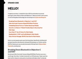 strandcode.com
