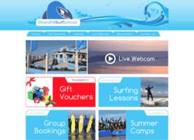 strandhillsurfschool.com