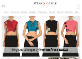 strandofsilk.co.uk
