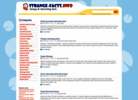 strange-facts.info