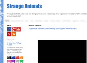 strangeanimals.info