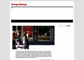 strangemakings.com