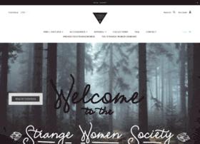strangewomensociety.com