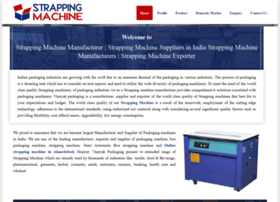strapping-machine.in
