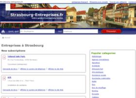 strasbourg-entreprises.fr