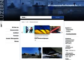 strassenverkehrsamt.lu.ch