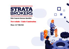 stratabrokers.com.au