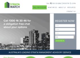 stratamatch.com.au