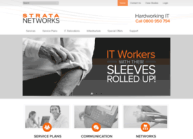 stratanetworks.co.nz