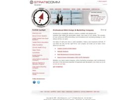 stratecomm.com