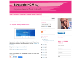 strategic-hcm.blogspot.co.uk