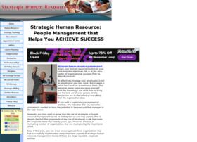 strategic-human-resource.com