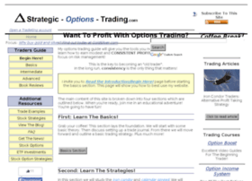 strategic-options-trading.com