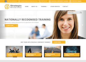 strategiccorporatetraining.com.au