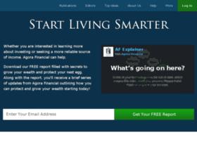 strategiccurrencytrader.agorafinancial.com