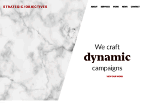 Strategicobjectives.com