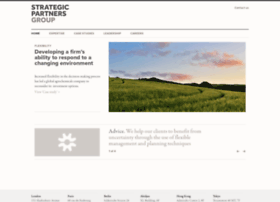strategicpartnersgroup.com