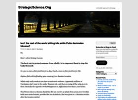 strategicscience.org