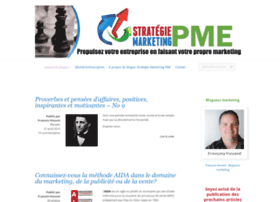 strategiemarketingpme.com