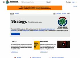 strategy.wikimedia.org