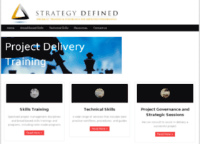 strategydefined.co.za