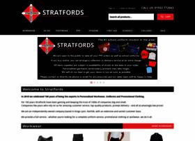 stratfords.com