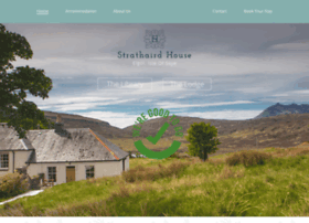 strathairdhouse.co.uk