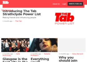 strathclyde.tab.co.uk