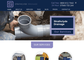 strathclydedrainage.com