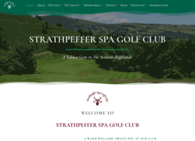 strathpeffergolf.co.uk