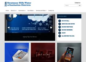 stratmoorhillswater.org
