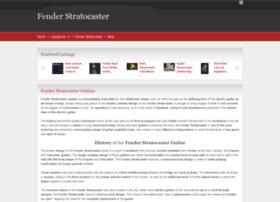 stratocastertalk.com