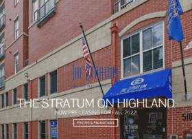 stratumonhighland.com