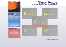 stratvalue.com