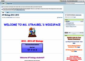 straubel.pbworks.com