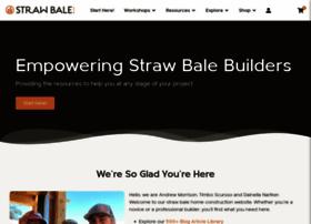 strawbale.com