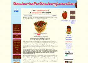 strawberries-for-strawberry-lovers.com