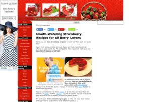 strawberry-recipes.com